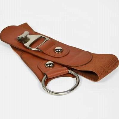 d7167769f1c ceinture large cuir marron femme