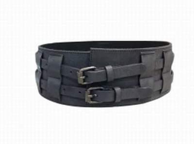 5ee79e64111 ceinture large cuir marron