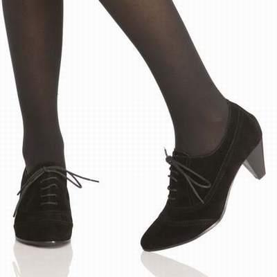 size 40 835b1 59caa noir blanc sans richelieu femme chaussure chaussure talon richelieu  qwCfx44Wn