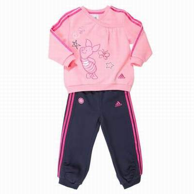 2182229459a09 survetement bebe fille adidas